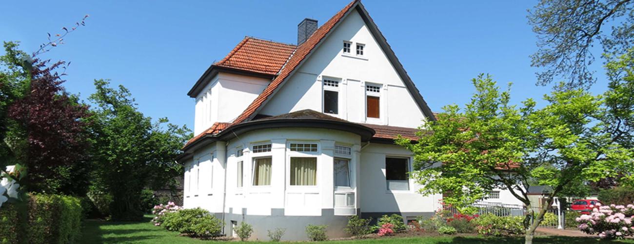 Goodbye schönes Haus!